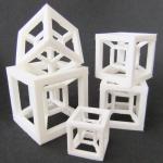 Hypercube von Thingiverse