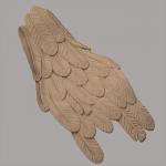 Anordnung der Federn